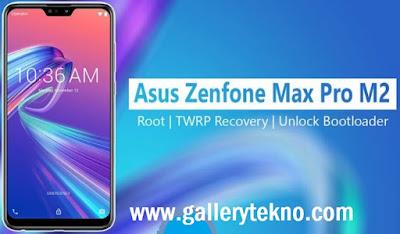 Cara Root ASUS Zenfone Max Pro M2 Tanpa PC