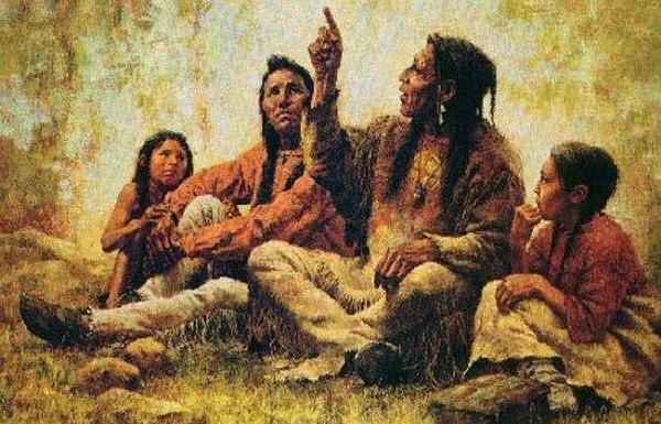 Autossustentável: Povo Lakota