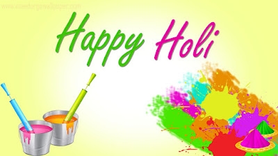 Happy Holi Images for Desktop