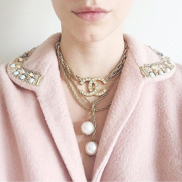 Chanel and Pink - Cool Chic Style Fashion