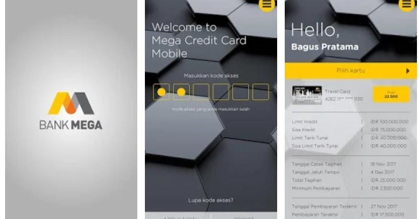 5 Cara Cek Sisa Limit Dan Tagihan Kartu Kredit Bank Mega Kartu Bank