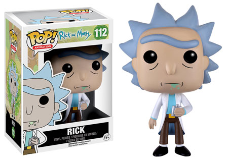 Collecting Toyz  Rick and Morty POP! Vinyl Figures 11289db508cd