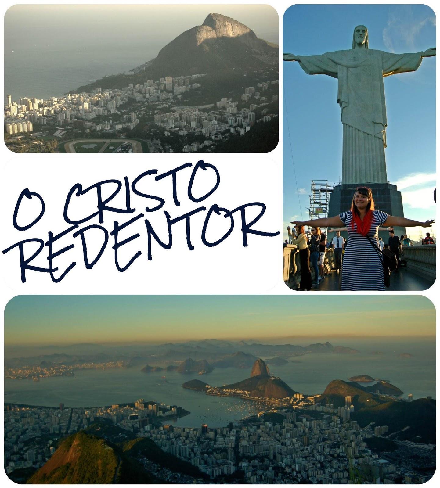 viagem rio de janeiro cristo redentor