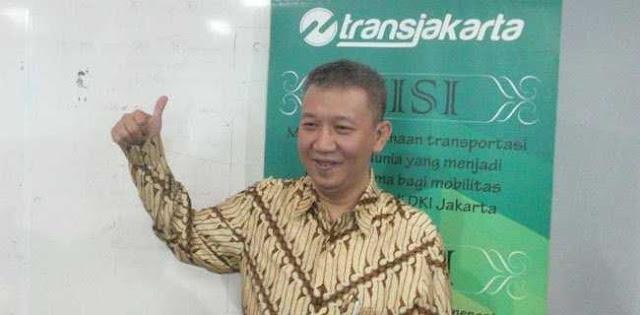 KPK Didorong Usut Dugaan Korupsi Di TransJakarta