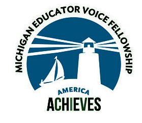 I'm a Michigan Educator Voice Fellow!