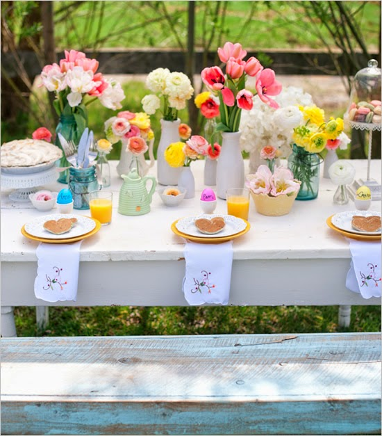 Spring Wedding Reception Ideas: How To Decorate Beautiful Spring Wedding Decorations