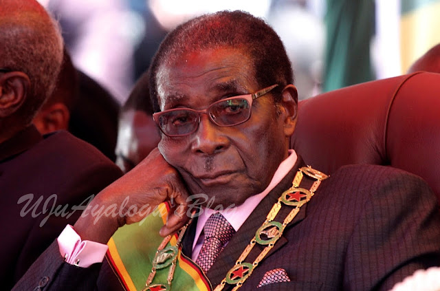 Mugabe Returns To Village, Goes Into Farming After Forceful Exit