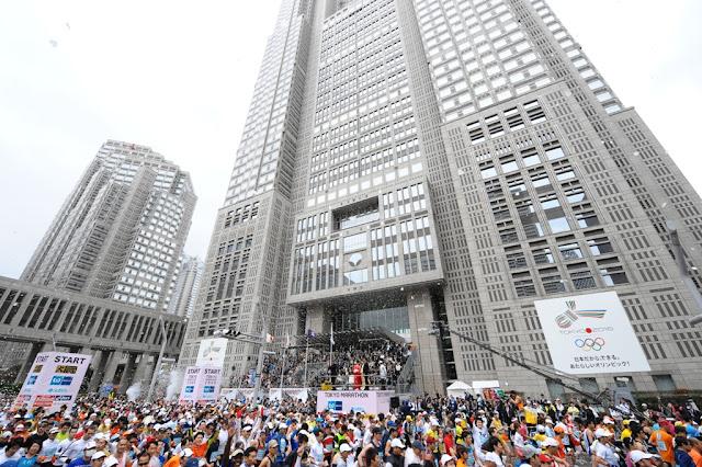Tokyo Marathon 2018, Tokyo