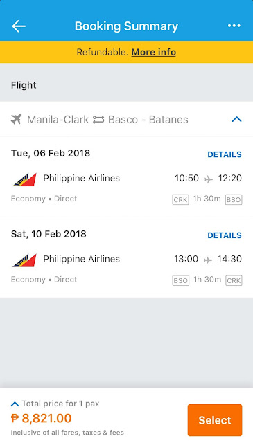 Cheap Batanes Flights