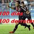 FURACÃO 100 DIAS 100 PERDER