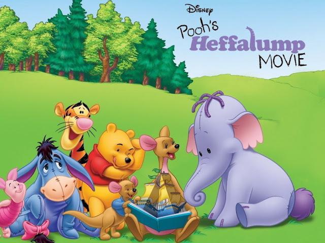 Pooh's Heffalump Movie Hindi English 300MB Free Download
