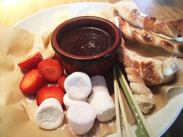 Revolution Salted Caramel Fondue