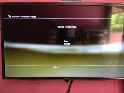 Cara Mengkoneksikan PS3 Dengan Wifi 4