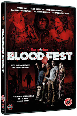 Blood Fest 2018 Dvd
