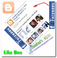 Facebook Popup likebox generator jQuery for blogger