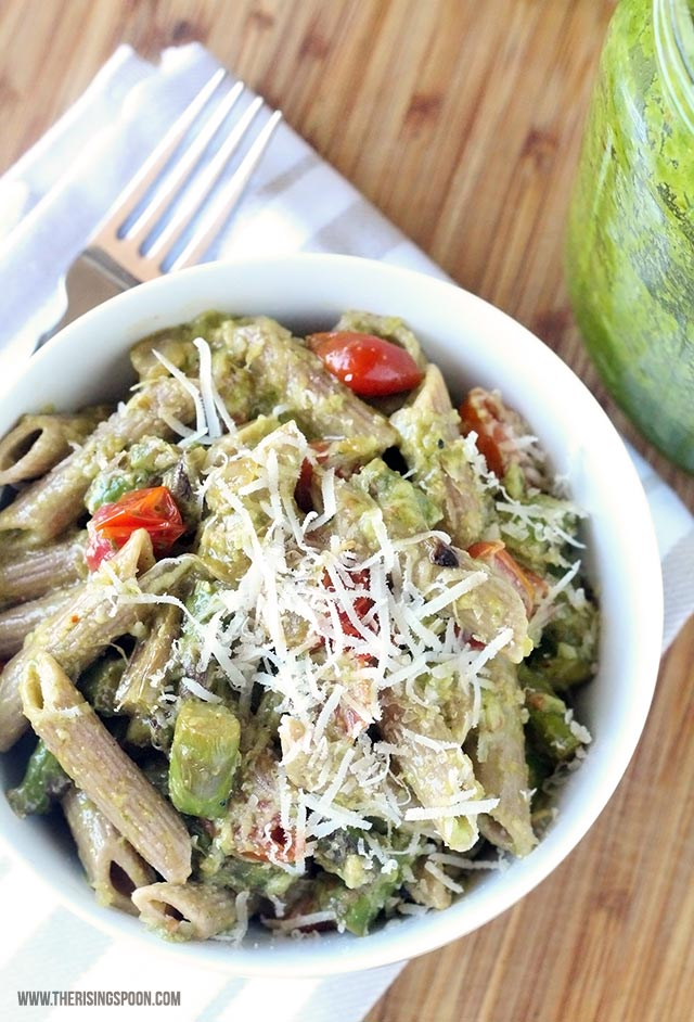 http://www.therisingspoon.com/2016/05/creamy-pesto-penne-pasta.html