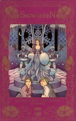Fotos do Teatro dos Contos de Fada - A Rainha da Neve Poster