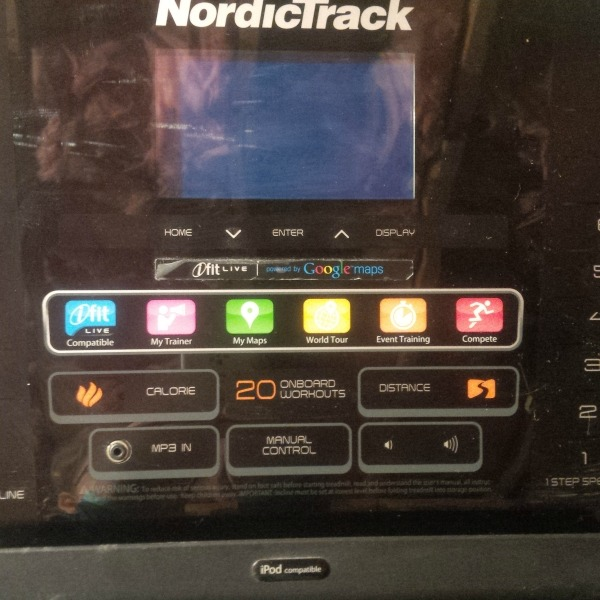 Fairytales and Fitness: How to use iFit for Treadmills and Bikes