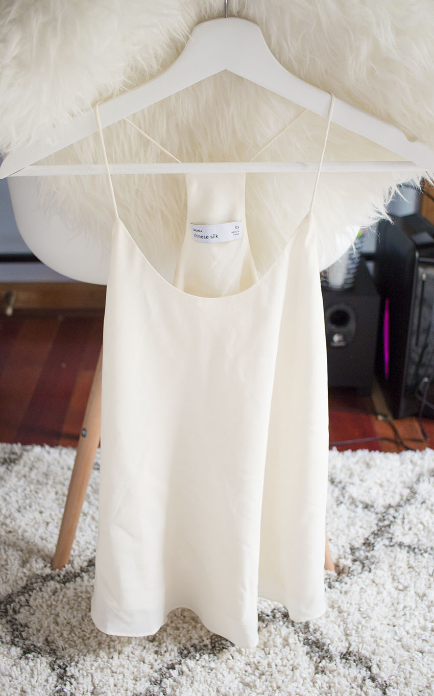 grana silk cami review and refferal link coupon code