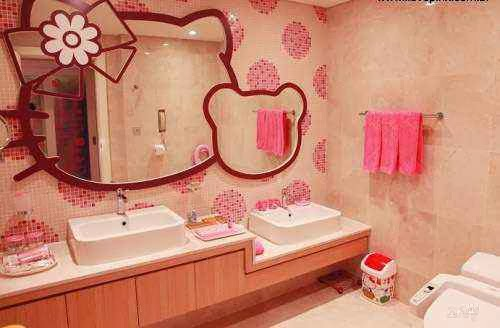 Rumah Barbie Dan Hello Kitty Rumah Upin