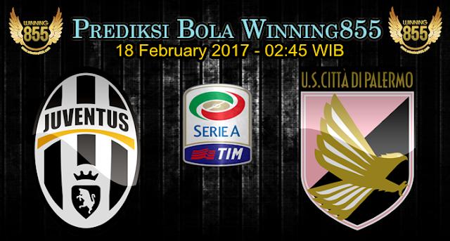 Prediksi Bola Juventus vs Palermo