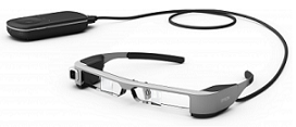 Epson Moverio BT-300 smartglasses