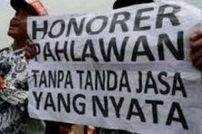 Guru Honorer Akan Diperjuangkan Menjadi PPPK