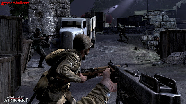 Medal of Honor Airborne PC Full Version Screenshot 1