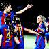 Barcelona venceu o time de Marta na Champions feminina