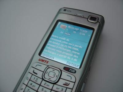 SMS Móvil