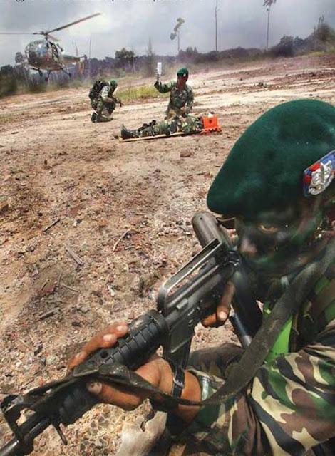 Kontroversi Tun Mamat - Misi Menyelamatkan VVIP Part4