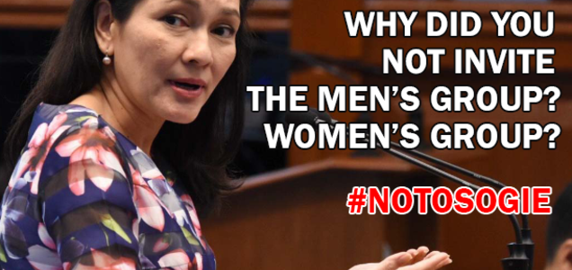 Highly disappointed supporter of Risa Hontiveros slams senator in open letter, describes the senator as HYPOCRISY in the Senate to Highest Level | PTN