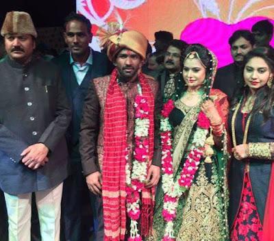 yogeshwar-dutt-wedding-photos