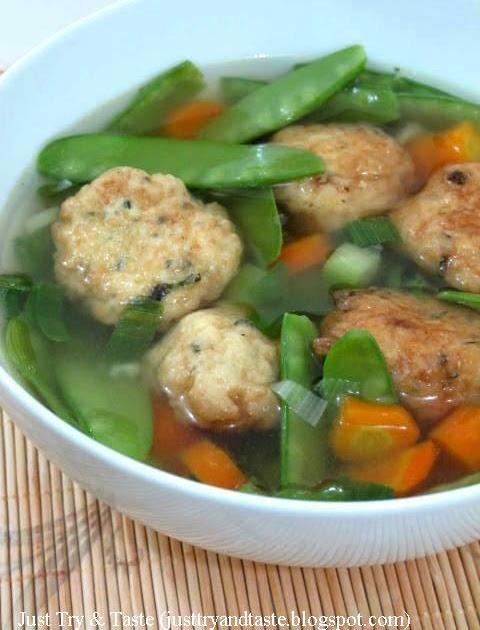 Resep Sup Tahu Putih : resep, putih, Resep, Bola-Bola, Taste