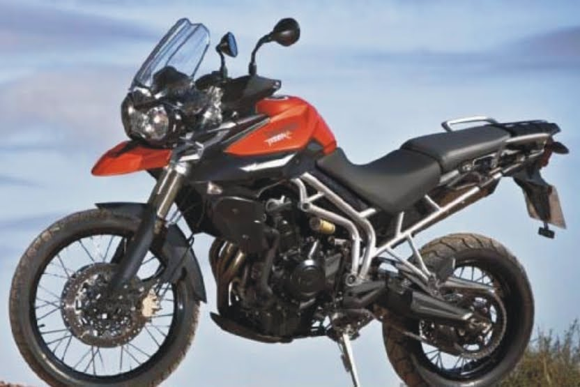 2011 Triumph Tiger 800xc Specifications And Pictures