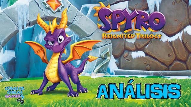 Análisis Spyro Reignited Trilogy para PS4