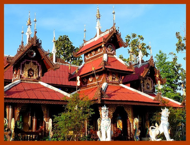 Wat Phra That Doi Mon Ching
