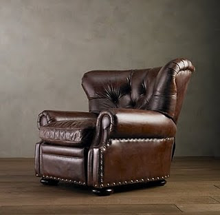Quirky pickings random quarter the how would you blow a for Restoration hardware churchill sofa
