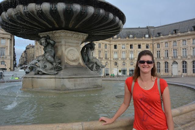 Place de la Bourse Bordeaux Kristel Pardon