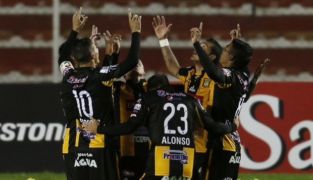 The Strongest vs Blooming VER EN VIVO ONLINE Fútbol Boliviano 2019 fecha 24.