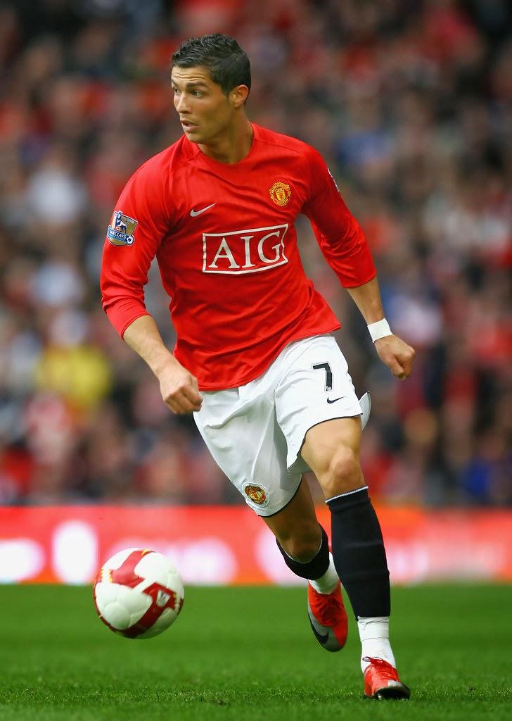 Cristiano Ronaldo 7: Cristiano Ronaldo - Manchester United