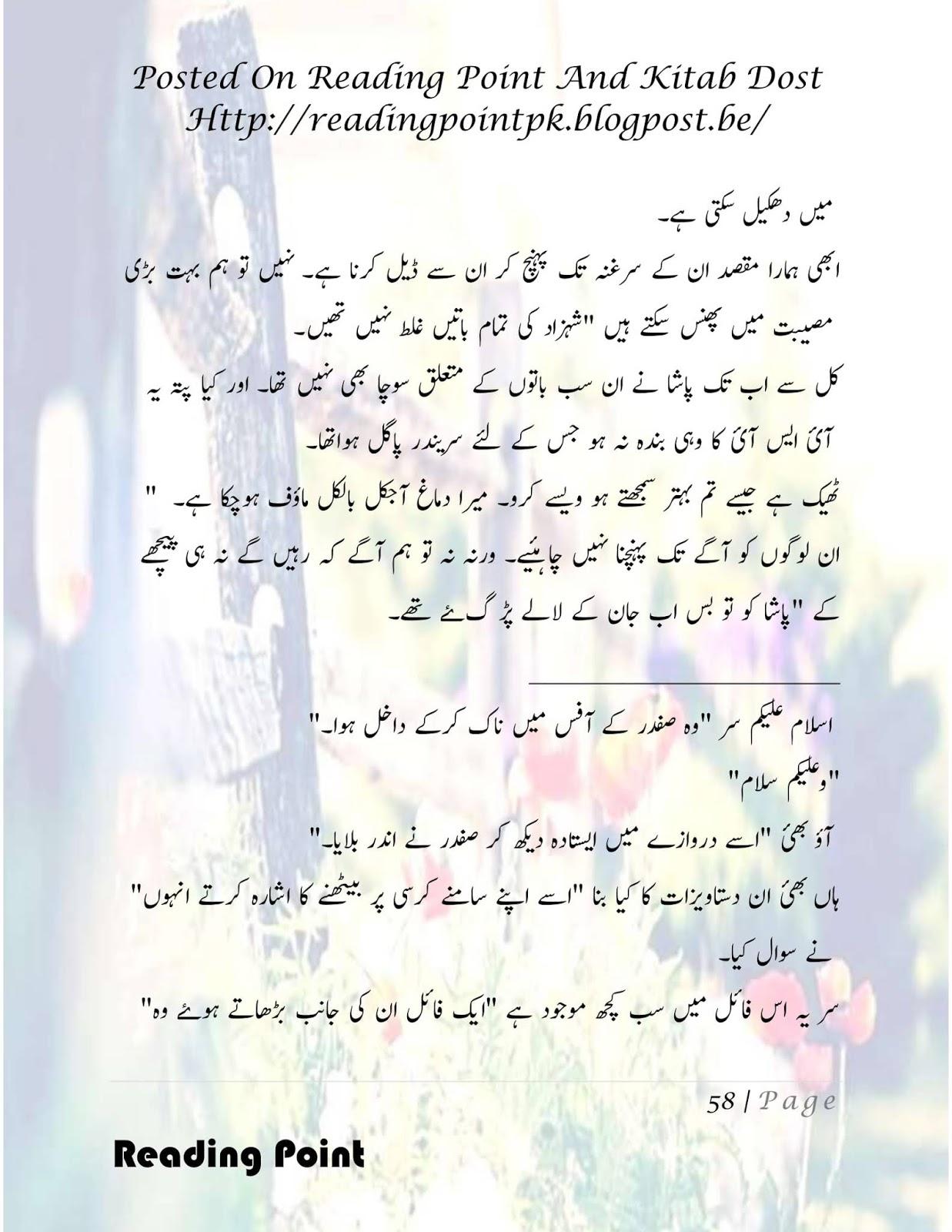 novels by ana ilyas