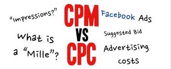 Hasil gambar untuk iklan cpc dan cpm