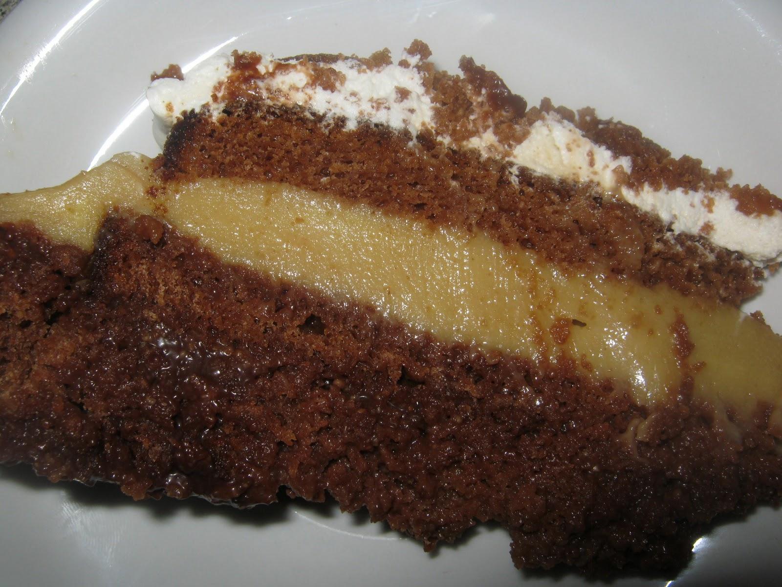 Cucina e fimo torta castagna marron glac for Dolce di castagne