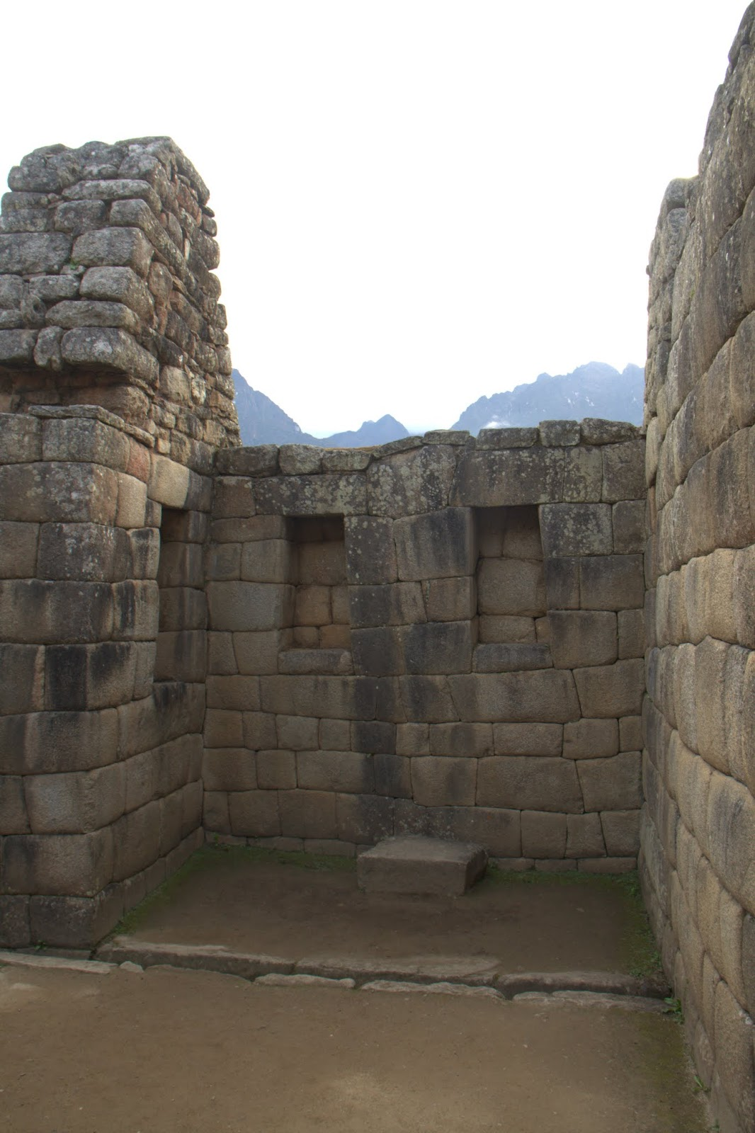 Holes To Heaven Machu Picchu And Wayna Picchu