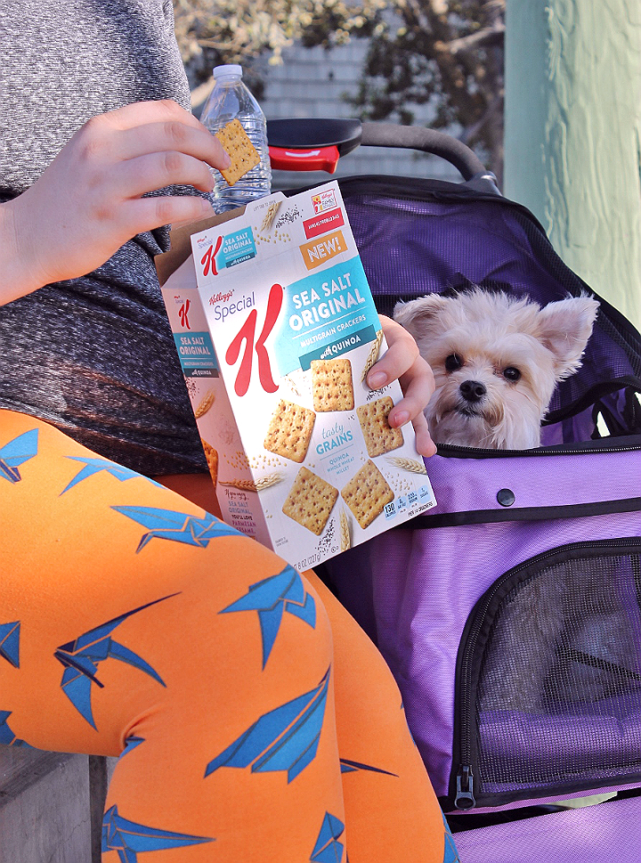 #NourishWhatsNext with delicious, on the go, solutions from Kellogg's Special K at Ralphs. (AD)