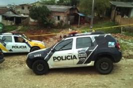Bandido é atropelado ao tentar fugir de militar durante assalto; outro acabou preso