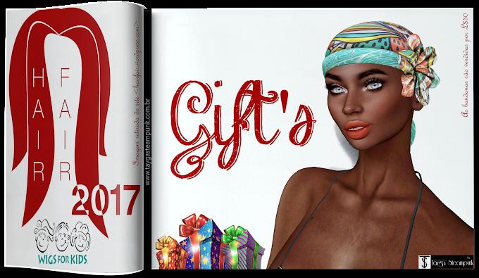 TS# 232 Hair Fair 2017 (Gift's)