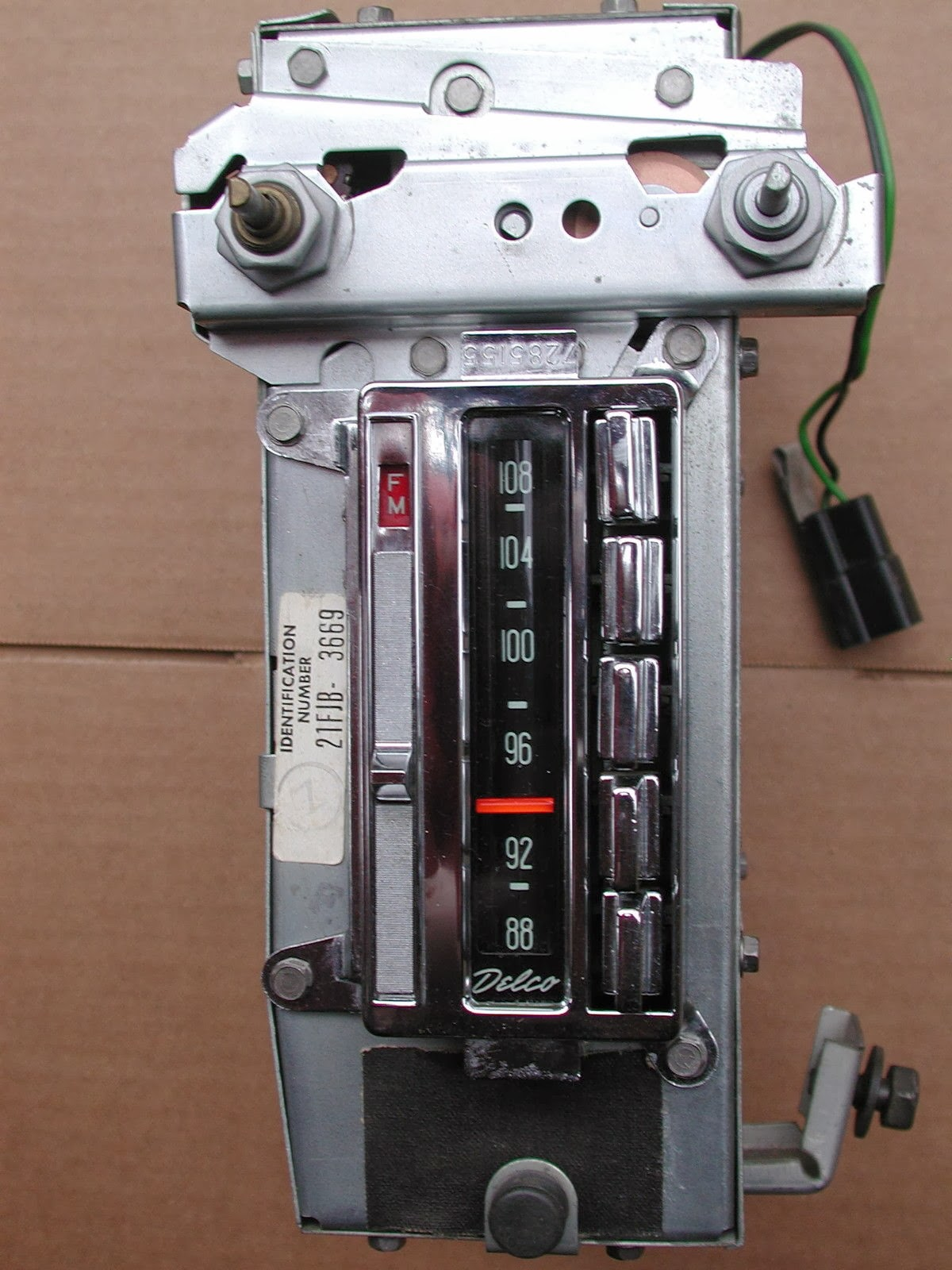 1966 Corvette Radio Wiring Diagram Danlers Pir 1984 Yamaha Virago 700 Schematic Xj750
