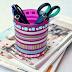 DIY washi pásky, vzorované pásky, nálepky s kamienkami, ako ozdoby!